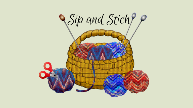 Sip and Stich