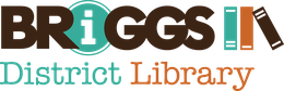 Briggs District Library Logo